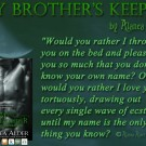 My Brother's Keeper Teaser #1